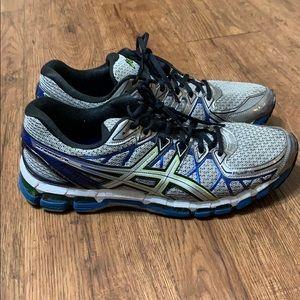 Men's ASICS Gel-Kayano 20 Running Shoes Sz 13